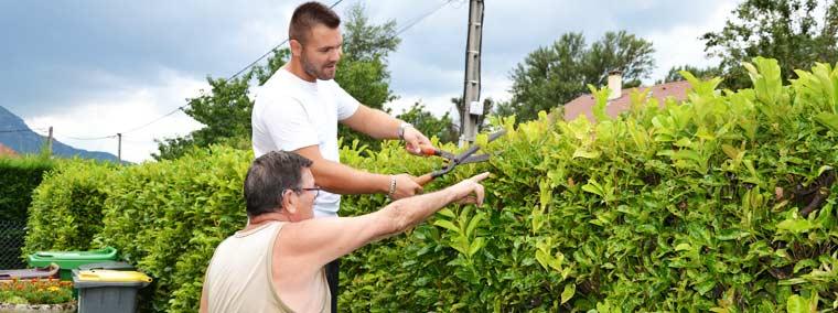 jardinage grenoble